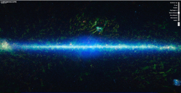 MilkyWay-Near-Infrared
