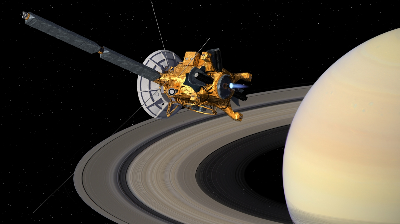 The Cassini–Huygens mission