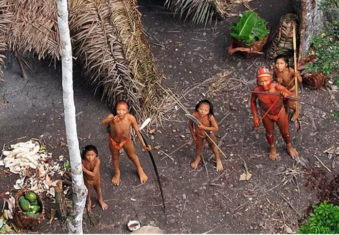 Brazilian-Tribe