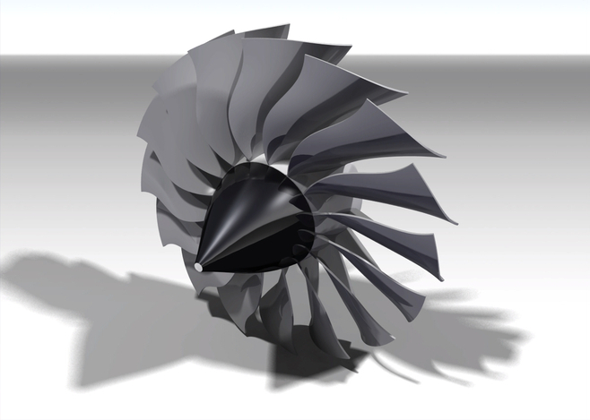 fanblades