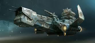 Battle-Spaceship - gravity inside will not exist
