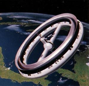 Von Braun Spacewheel