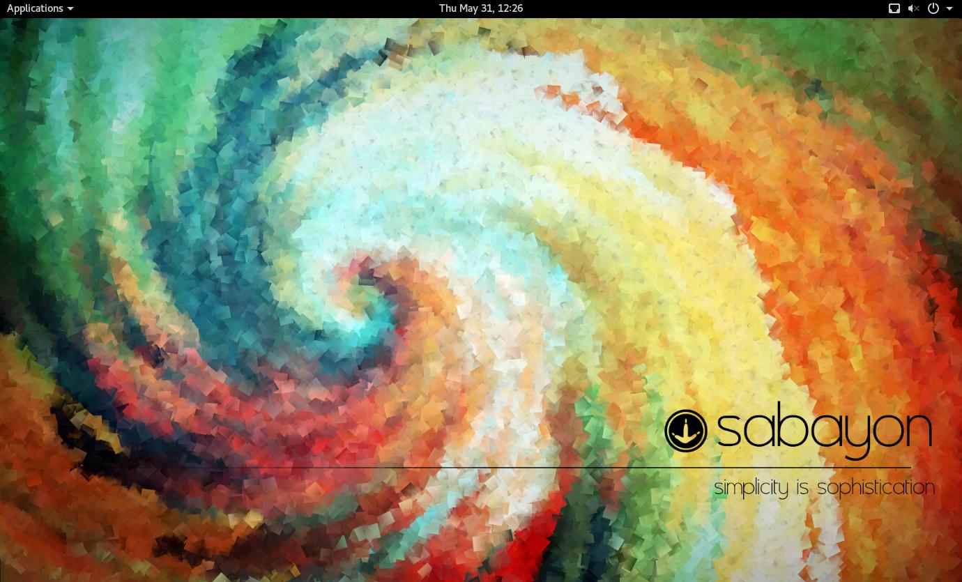 SabayonGnomeDesktop